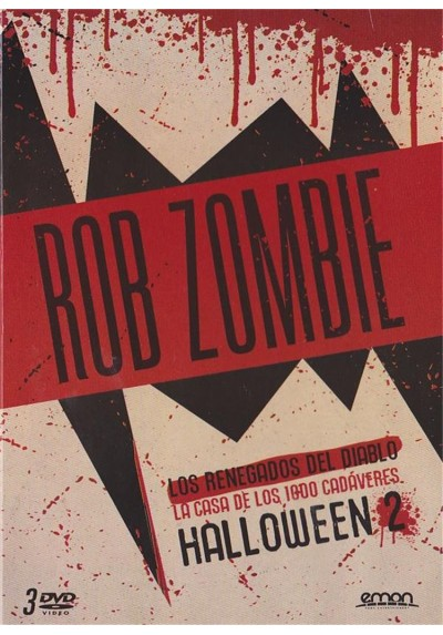 Pack Rob Zombie