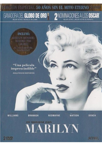 Mi Semana Con Marilyn (My Week With Marilyn)