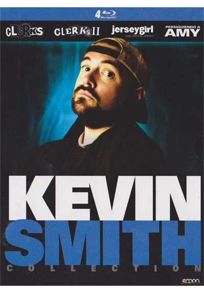 Pack Kevin Smith - Collection (Blu-Ray)