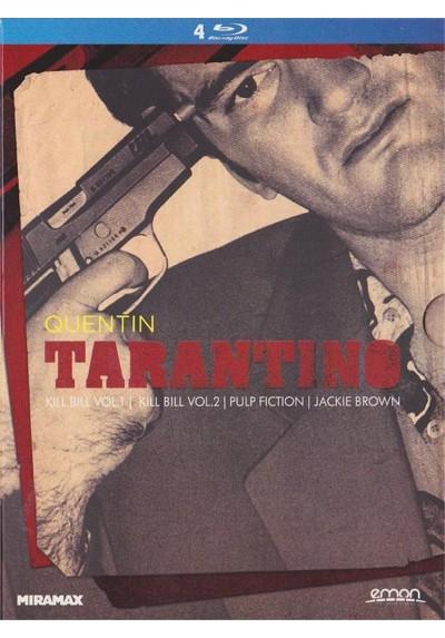 Pack Quentin Tarantino (2013)(Blu-Ray)