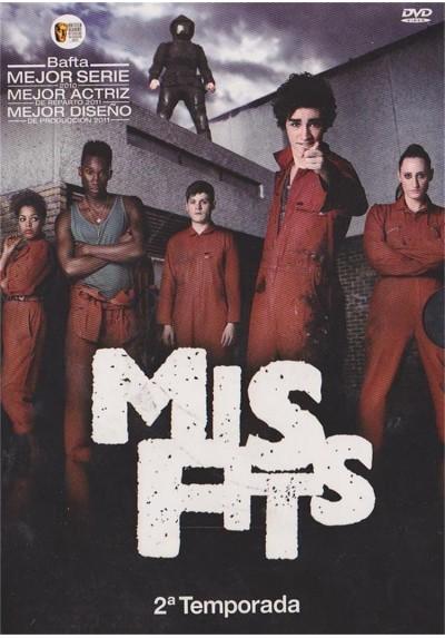 Misfits - Segunda Temporada