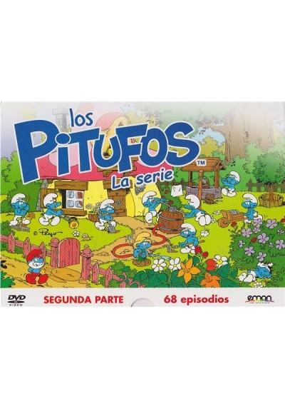 Los Pitufos : La Serie - Segunda Parte (Ed. Horizontal)