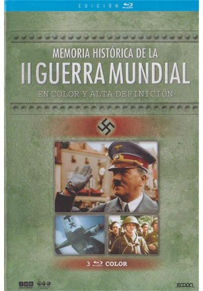 Memoria HistOrica De La II Guerra Mundial En Color y Alta Definicion (Blu-Ray)