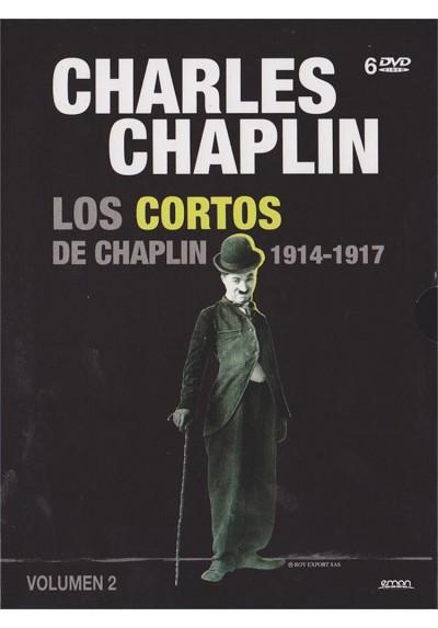 Charles Chaplin : Los Cortos De Chaplin 1914 - 1917 - Vol. 2