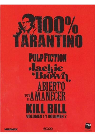 Pack 100% Tarantino