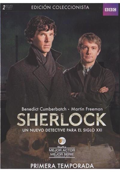 Sherlock - Temporada 1 (Ed. Coleccionista)