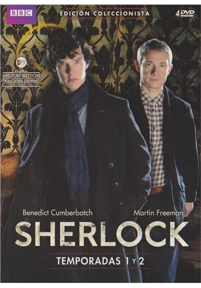 Sherlock - Temporadas 1 Y 2 (Ed. Coleccionista)