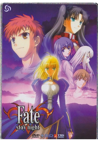 Fate / Stay Night - Vol. 6 (Estuche Metalico)