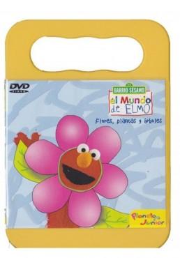El Mundo De Elmo : Flores, Plantas Y Arboles