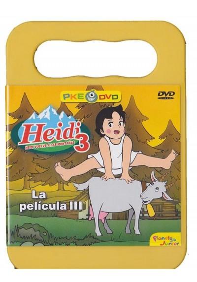 Heidi 3 - Heidi Vuelve A Las Montañas