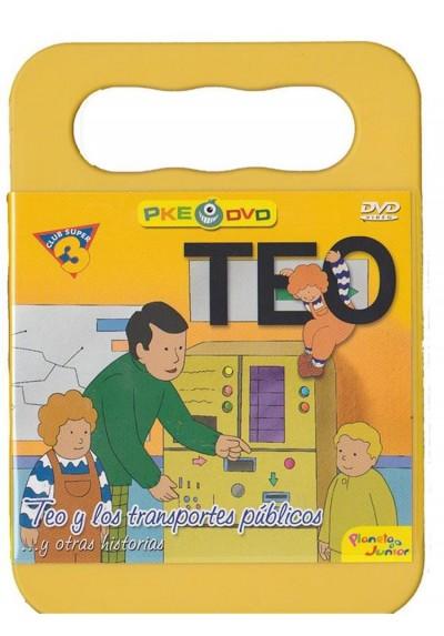 Teo Y Los Transportes Publicos
