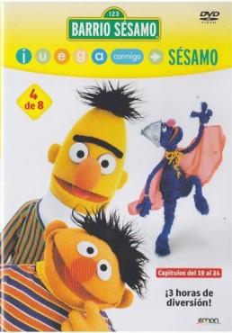Barrio Sesamo : Juega - Vol. 4