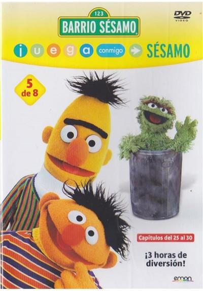 Barrio Sesamo : Juega - Vol. 5