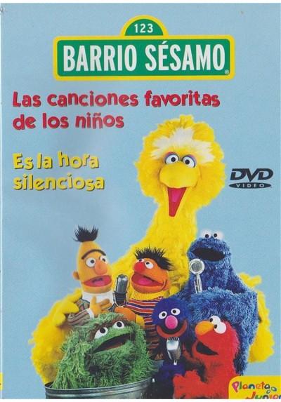 Barrio Sesamo Nº 6 : Las Canciones Favoritas De Los Niños