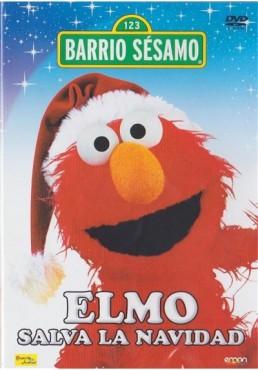 Barrio Sesamo - Elmo Salva La Navidad