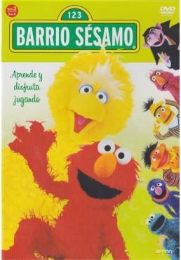 Barrio Sesamo : Aprende Y Disfruta Jugando - Vol. 3