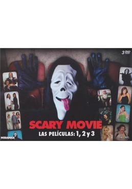 Scary Movie - Las Peliculas 1, 2 Y 3 (Ed.Horizontal)