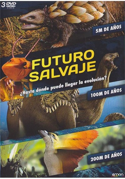 Futuro Salvaje (The Future Is Wild)