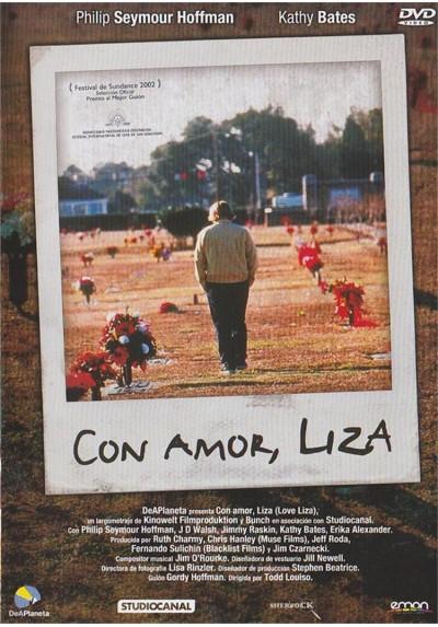 Con Amor, Liza (Love Liza)