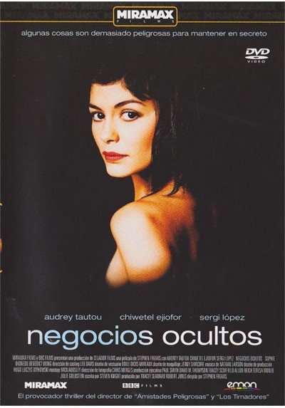 Negocios Ocultos (Dirty Pretty Things)