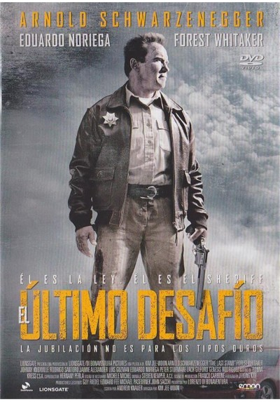 El Ultimo Desafio (The Last Stand)