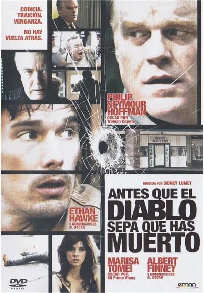 Antes Que El Diablo Sepa Que Has Muerto (Before The Evil Knows You´re Dead)