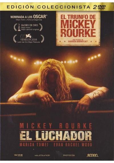 El Luchador (2008) (Ed. Coleccionista) (The Wrestler)