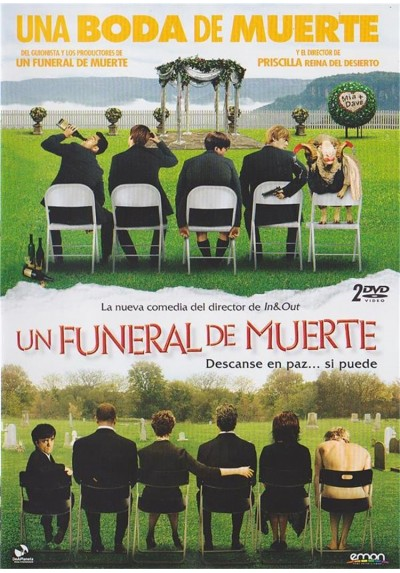 Doble Sesion Comedia - Una Boda De Muerte / Un Funeral De Muerte