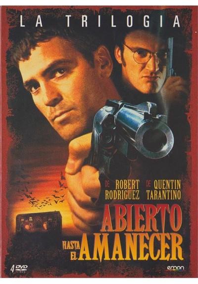 Abierto Hasta El Amanecer - La Trilogia + Poster