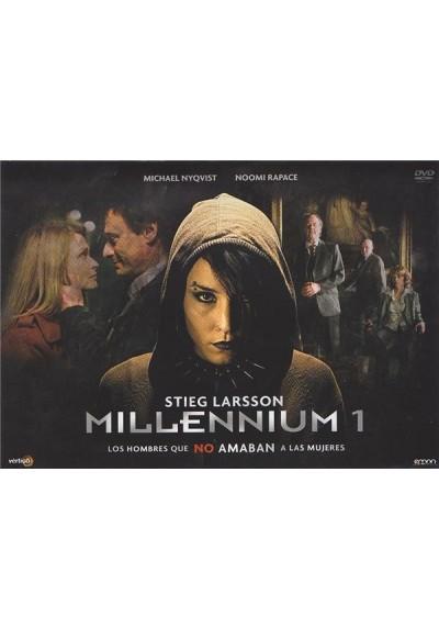 Millennium 1 : Los Hombres Que No Amaban A Las Mujeres (Ed. Horizontal)