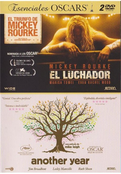 El Luchador (2008) / Another Year