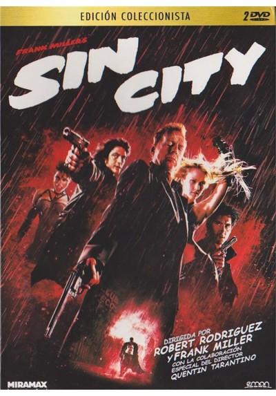 Sin City, Ciudad del Pecado (Frank Miller's Sin City) (Ed. Coleccionista)