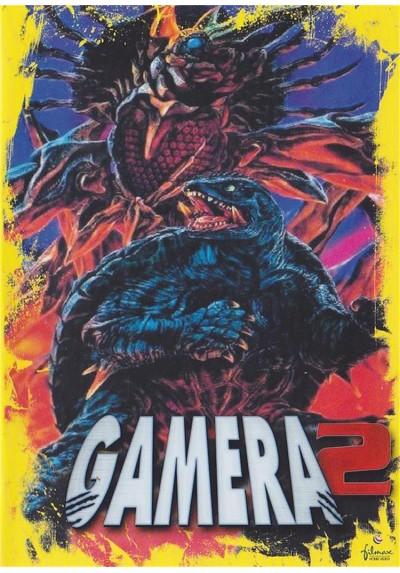 Gamera 2 (Gamera Daikaijû Kuchu Kessen)