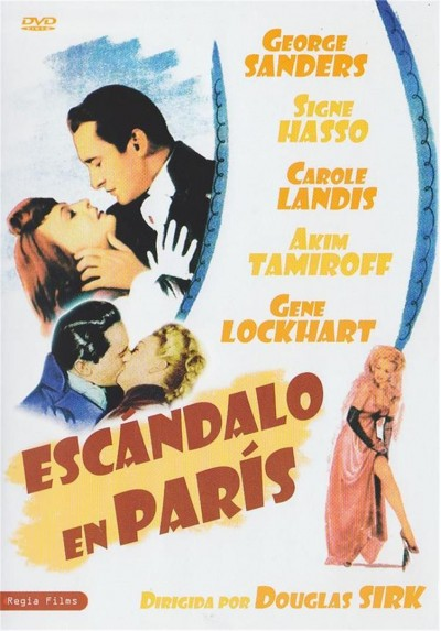 Escandalo En Paris (A Scandal In Paris)
