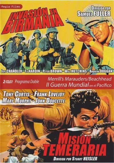 Invasion En Birmania / Mision Temeraria (Merrill´s Marauders / Beachhead)