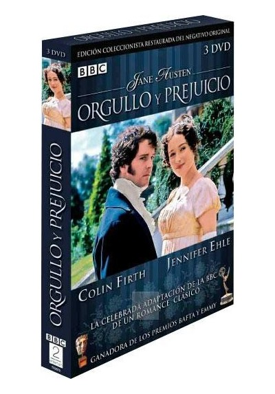 Orgullo y Prejuicio TV - Jane Austen (Pride and Prejudice)