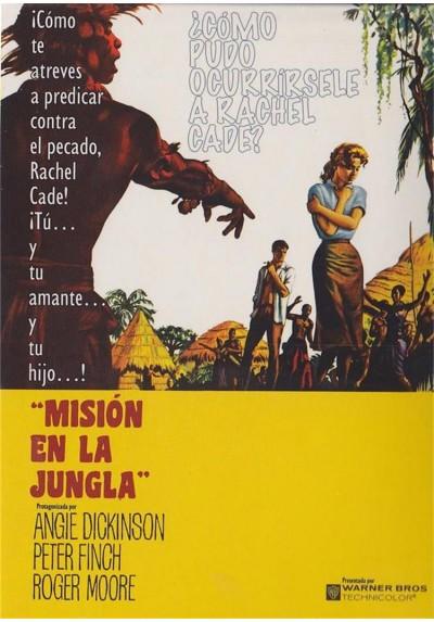 Mision En La Jungla (Sins Of Rachel Cade)