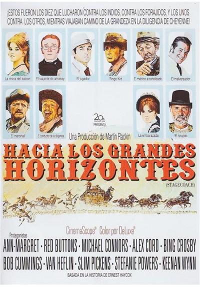 Hacia Los Grandes Horizontes (Stagecoach)