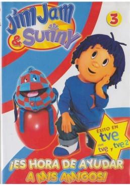 Jim Jam & Sunny - Vol. 3 : Es Hora De Ayudar A Mis Amigos