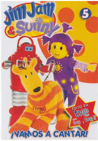 Jim Jam & Sunny - Vol. 5 : Vamos A Cantar