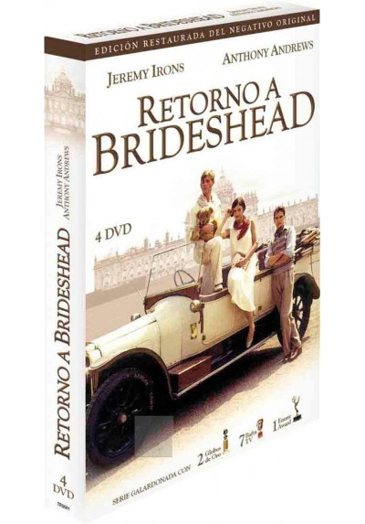 Retorno a Brideshead TV (Brideshead Revisited)