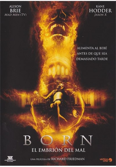 Born : El Embrion Del Mal