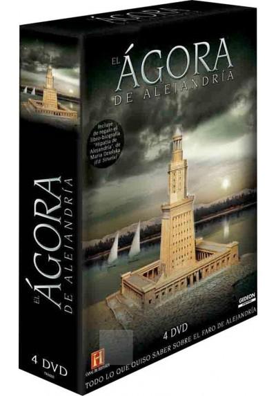 Pack El Ágora de Alejandría