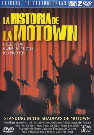 La Historia De La Motown (Standing In The Shadows Of Motown)