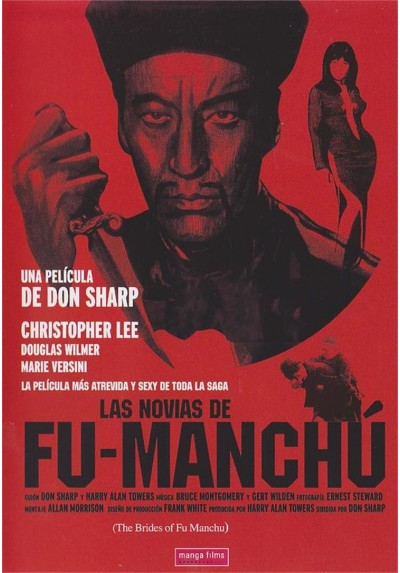 Las Novias De Fu-Manchu (The Brides Of Fu Manchu)