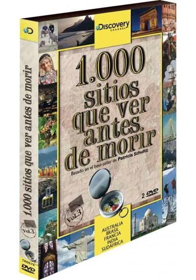 1.000 Sitios que ver Antes de Morir Vol.3 (Discovery Channel)