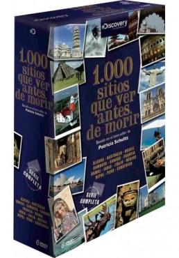 1.000 Sitios que ver Antes de Morir - Colección Completa (Discovery Channel)