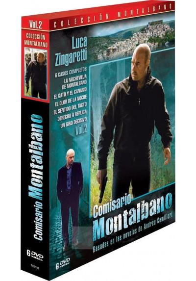 Pack Comisario Montalbano Vol.2