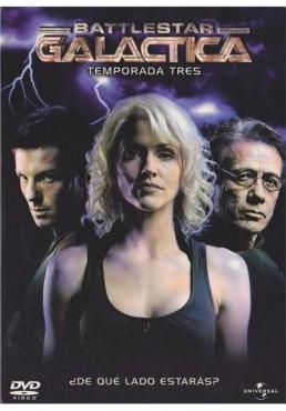 Battlestar Galactica - 3ª Temporada (Battlestar Galactica - Season Three)