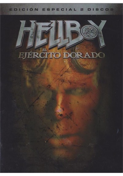 Hellboy 2 : El Ejercito Dorado (Ed. Especial)(Hellboy 2 : The Golden Army)